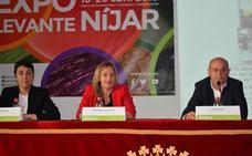 La doble vía hasta el Puerto Seco de Níjar, principal reivindicación del campo en Expolevante 2018