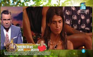 Duro enfrentamiento entre Sofía y Hugo en 'Supervivientes'