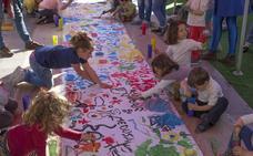 Las 25 actividades gratis para niños en la Feria del Libro de Granada hasta final de abril