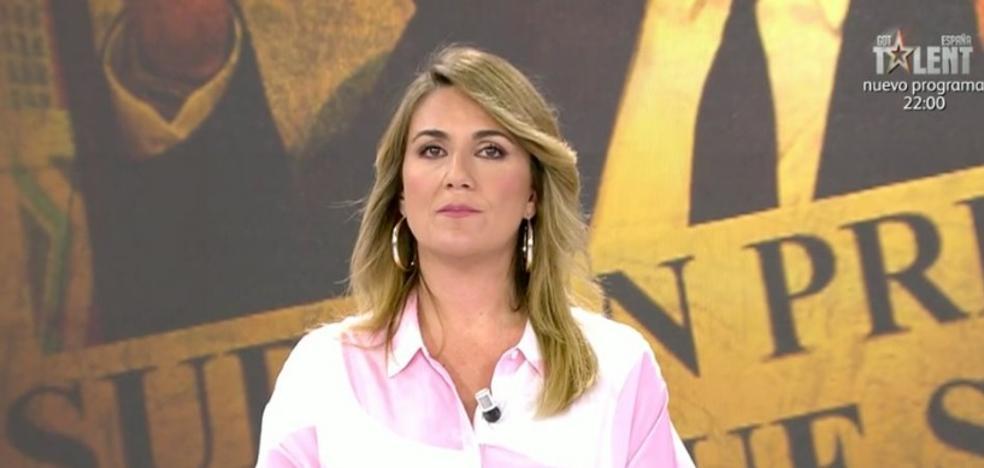«No sabe nada»: espectadores de 'Sálvame' estallan contra Carlota Corredera por lo sucedido hoy