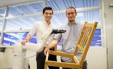 Los robots pueden con todo: ya montan una silla de Ikea