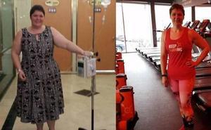 Hace dos sencillos cambios en su vida y pierde 50 kilos