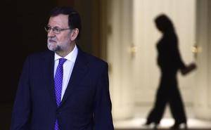 Rajoy ve un ejemplo de confianza que el FMI mejore el crecimiento de España