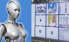 El robot que se presenta a alcalde para luchar contra la corrupción