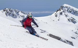 Sierra Nevada mantendrá 70 kilómetros de pistas abiertas hasta final de temporada