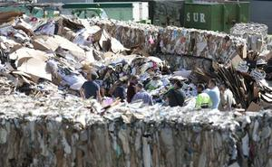 La autopsia confirma que el hombre hallado en la planta de reciclaje de Granada no sufrió una muerte violenta