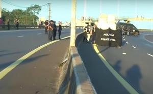 Viola a una niña de 6 años, huye de la Policía y muere atropellado por un camión