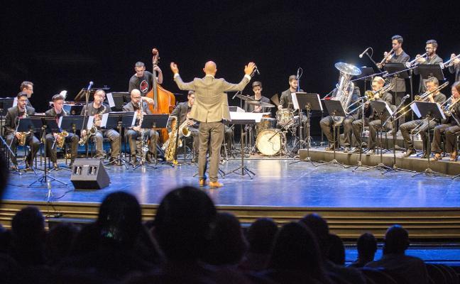 Clasijazz llevará al público a la etapa dorada del swing el próximo domingo en el Auditorio