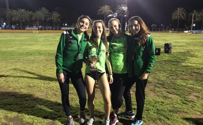 El bloque femenino sub 20 del Unicaja se proclama subcampeón de Andalucía