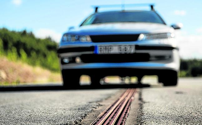 Llega la carretera electrificada: ¿en qué consiste?