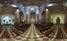 El monasterio de San Jerónimo, como nunca lo habías visto