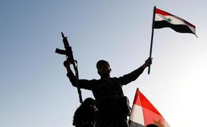 El-Asad acaba con la presencia de grupos armados de la oposición en Damasco