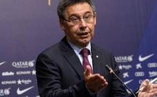El duro momento personal que atraviesa el presidente del Barça, Josep María Bartomeu