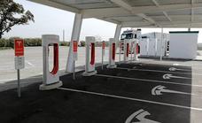 Tesla apuesta fuerte por Granada con la apertura de otro supercargador