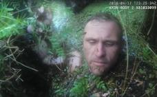 Un criminal es 'devorado' por un pantano tras huir de la policía