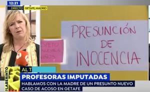 'Espejo Público' desvela los «horrores de la sala blanca» en un colegio y conmociona a España