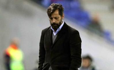 Quique Flores, destituido como técnico del Espanyol