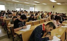 Alumnos podrían quedarse sin Selectividad por la huelga de interinos