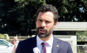 Torrent convoca un pleno el miércoles para convalidar los decretos del 155