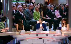 «Ahí hay un programa»: Zapeando se ceba con el tenso encuentro de doña Letizia y Cifuentes