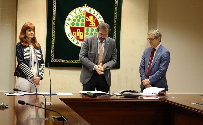 Francisco Baena, nuevo Defensor Universitario