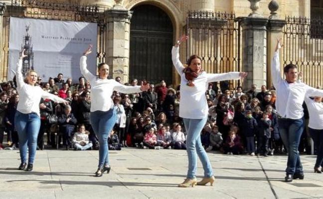 Jaén se prepara para otra concentración por un Conservatorio de Danza en la capital