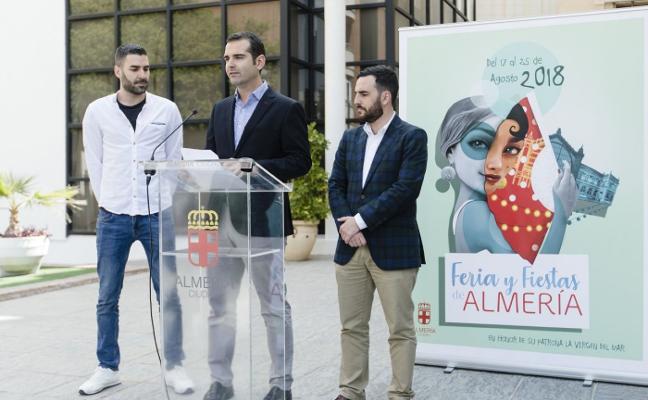 «Moderno, fresco y diferente», cualidades del cartel de la Feria