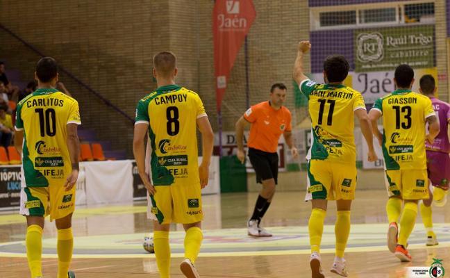 El Jaén FS y la obligación de ganar
