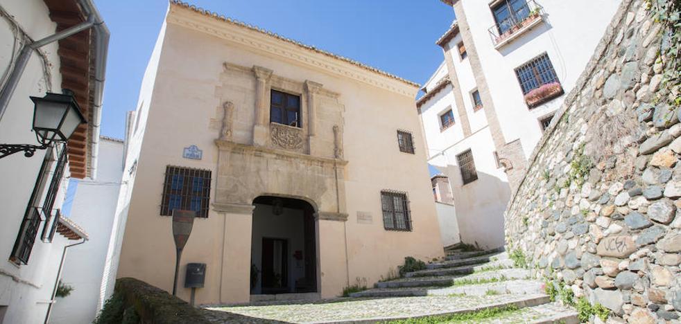 La UGR irá al Albaicín a explicar el futuro de la casa de Porras
