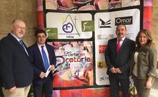 El presidente de la Diputación de Jaén participa en un certamen para promover la oratoria en los colegios
