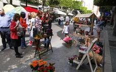 Almería acoge la Fiesta de la Primavera con actividades para fomentar el comercio local