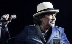 Joaquín Sabina, hospitalizado de urgencia por un problema circulatorio