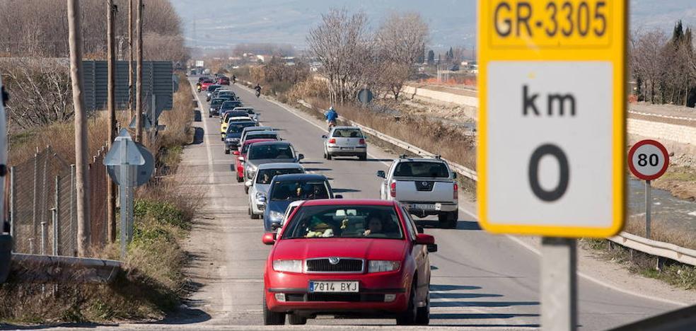 La red de carreteras de Granada necesita una inyección de mil millones de euros
