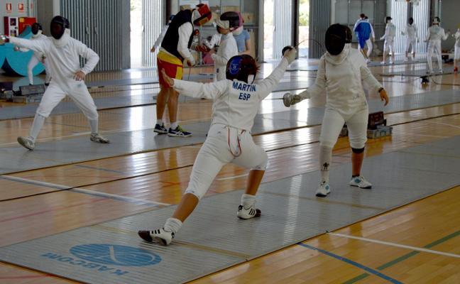 El deporte universitario hace parada en Almería