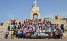 'Por las murallas de Almería'
