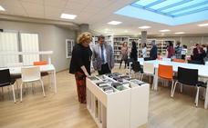Alfacar estrena biblioteca y espacio joven tras una inversión de 105.000 euros de Diputación