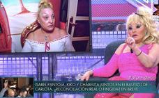 El impactante regreso de Aramís Fuster en televisión: amenazada de muerte