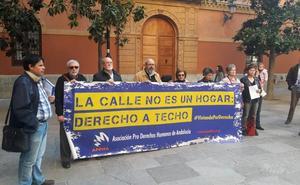 La cuarta muerte de un 'sin hogar' alerta sobre la indigencia en Granada