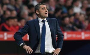 Valverde: «Hemos ganado un título, que lo disfrute la gente y a seguir»