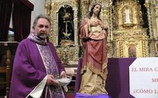 Lanjarón posee una de las iglesias más notables y visitadas de la comarca de la Alpujarra