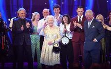 La reina Isabel II celebra su 92 cumpleaños con un concierto benéfico