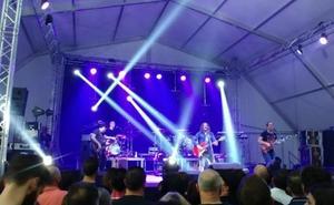 Más de 2.500 espectadores asisten en Vegas del Genil al Festival de Rock Andaluz