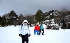 Los campos de Hernán Perea alcanzan en febrero los -24,2 grados