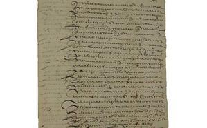 Miguel de Cervantes estuvo en Jaén y escribió sobre ella