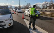 La Guardia Civil sanciona a 422 conductores en Jaén por superar los límites de velocidad