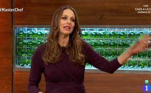 Admiración hacia Eva González en 'MasterChef': «¿Puede sentarle a alguien mejor un embarazo?»