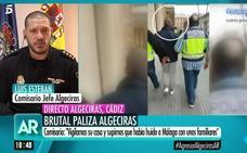 Luis, el comisario que ganó Pasapalabra, desvela a Ana Rosa cómo detuvieron a la 'Bestia' de Algeciras