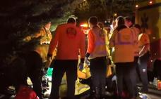 Muere una mujer en Madrid tras ser atropellada por un conductor que se dio a la fuga