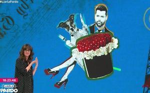Vuelve a la televisión el bulo de Ricky Martin, el perro y la mermelada