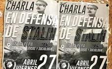 Se suspende la charla en defensa de Stalin en la Facultad de Ciencias Políticas de Granada